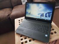 HP Laptop - Core i7 - 3.1 GHz Turbo, 8GB DDR4 ram, 256GB SSD - Windows 10 64bit
