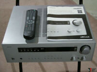AVR 200 Surround Sound 5.1 THX Cert amplifier. Mint condition. Boxed.