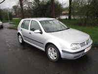 +++Volkswagen Golf 1.9 GT TDI AUTOMATIC SE 5DR ++SERVICE HISTORY++