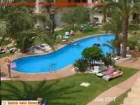 COSTA BLANCA, Spain. £240 pw May sea & pool views, sleeps 4, easy walk to beach/sea (SM040)