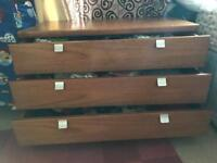 Set of Drawer cupboard