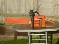 Castor/alpina high quality powerful chainsaw like efco & oleo mac