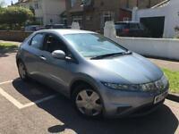2009/09 REG HONDA CIVIC 1.4 SE DSI ** IDEAL FAMILY CAR ** £2495