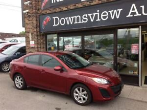 2011 Mazda MAZDA3 AUTO!FULLY LOADED!FULLY CERTIFIED@NO EXTRA CHA