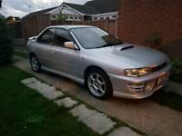 Subaru impreza wrx classic auto swap?