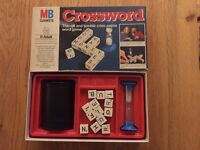 Crossword (word game): the roll and tumble criss-cross wordgame by MB Games