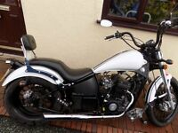 Ajs daytona 125cc low miles cheap to insure good ride