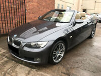 BMW 3 Series 3.0 330d Convertible SE - 2 Owners, 12 Months MOT, Service Histo...