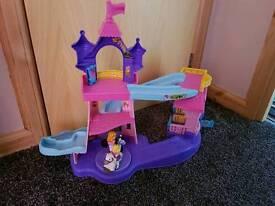Fisher price princess castle