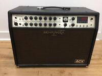 Behringer Ultracoustic Guitar Amplified