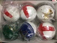 Duke Cricket Balls (Different Nations and Logos)