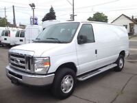 2014 Ford Econoline loaded chrome, fin.or lease from 4.99%oac ca