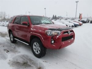 2015 Toyota 4Runner SR5 with Leather, 7 seater