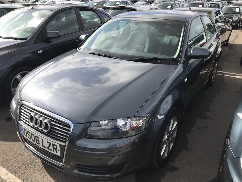 2006 Audi A3 Tdi SE DIESEL IMMACULATE MOT TAX £40 PER YEAR. NEW TYRES. WARRANTY GUARANTEED