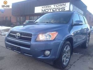 2010 Toyota RAV4 SPORT PKG | NO ACCIDENTS | SUN ROOF | LEATHER |