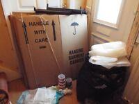 3 packing wardrobes