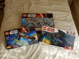 Lego Star Wars bundle.