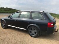 Audi A6 Allroad px/swap tt,cooper s, MR2,clio etc..