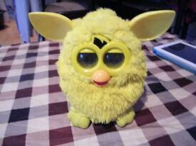 Furby Yellow