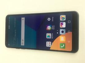 Lg g6 unlocked in black 32Gb handset only condition is immaculate