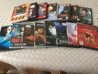 15 DVD's For Sale