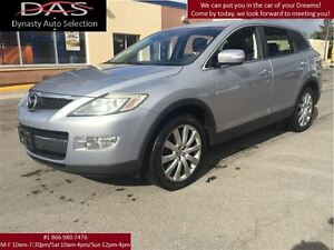 2008 Mazda CX-9 GT AWD NAVIGATION/LEATHER/SUNROOF