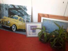 Wall Pictures from £1