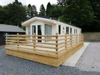 Stunning holiday home with Wrap around Deck