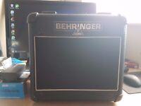 Behringer Vintager AC108 15 watt tube amp