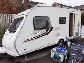 2011 Sprite Musketeer Caravan