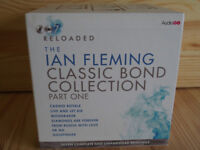 CLASSIC BOND COLLECTION - SEVEN COMPLETE AND UNABRIDGED READINGS