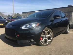 2014 Ford Focus ST LEATHER NAVIGATION MOON ROOF TURBO