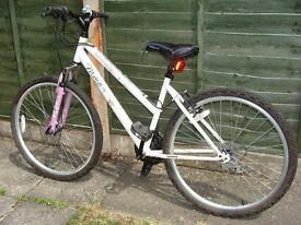 "Ladies/teenagers Apollo Maia 26"" wheel 18 gears"