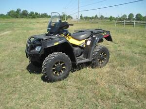 2010 Can-Am CAN-AM OUTLANDER 650 XT-P Cambridge Kitchener Area image 1