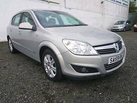 2009 59 Vauxhall Astra 1.6 Design Half Leather April MOT