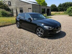 BMW 116D Sport - Very reliable and efficient