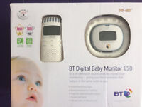 BT Digital Baby Monitor 150