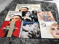 Madonna vinyl records