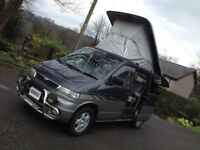 HI SPEC MAZDA BONGO DAY CAMPER VAN/BRAND NEW KITCHEN CONVERSION/ ROCK & ROLL BED/12V&MAINS HOOKS UP