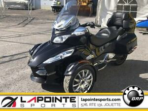 2013 Can-Am Spyder RT Limited Cassis
