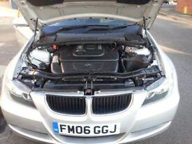 BMW 3 Series 2.00 ccTurbo Diesel 318 d SE 5 door Estate manual 6 Speed