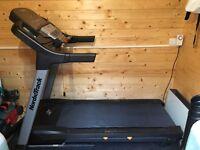 Nordric Track T11.5 Treadmill.