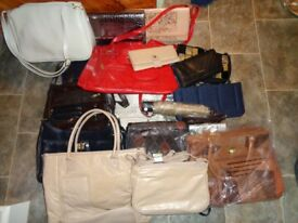20 Handbags and purses
