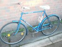 1960's BSA Gents Bike