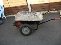 wheel barrow used with spare wheel space needed westbury wiltshire ba133rx