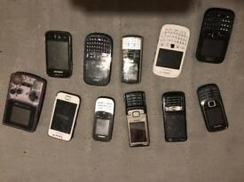 Unwanted faulty phones and a GameBoy Color