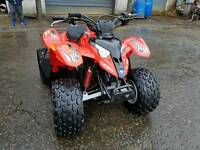 Quad bike polaris kids quad 50cc like suzuki Lt Honda quadzilla