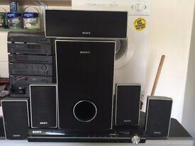 Sony,Bravia home cinema Model DAV DZ230