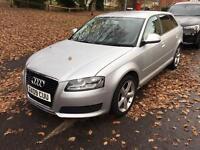 Audi a3 2009 1.6petrol 73700miles
