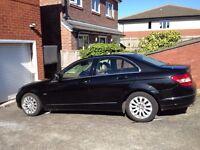 Cheap 2008 Mercedes C CLASS DIESEL £2650